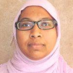 Ms. Amera Hashmi